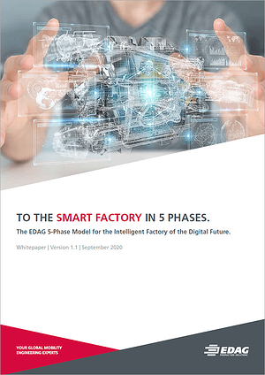 To the Smart Factory in 5 phases